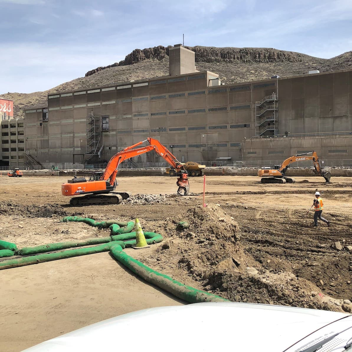 Civil engineer in Denver, CO,